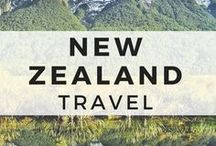 New Zealand Travel / The best tips, advice, guides, and blog posts for New Zealand travel.