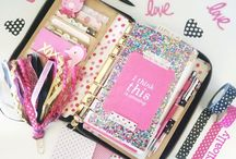 Organização / Bullet journal, ScrapBook , Planner