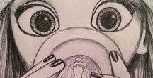 Dibujos / Inspiración