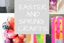 Craft Ideas / My crafts ideas to do with toddlers and school aged children as well as great ideas I have found