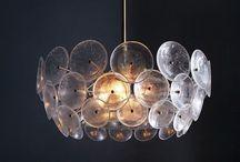 fabulous lighting / by Jennifer Silverio
