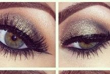 Hair & makeup / by Ashley Reid