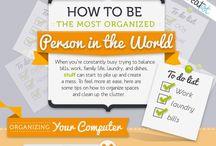 Organized Home=Organized Mind! / by Lindsay Hammill