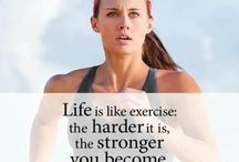 Fitness Forever! / by Lindsay Hammill