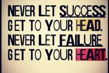Quotes / Quotes about success, love and happiness  / by Jacquelyn @BathBeautiful