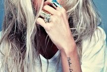 piercing and tattoos <3