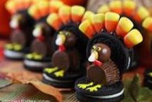 Thanksgiving & Pumpkin Recipes / by Debbie Muklewicz
