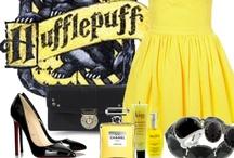 Hufflepuff & Wizardry / by Isa Chu