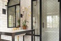 Bath & Kitchen Design / Kitchen and Bathroom Design. DIY ideas, paint, decor, interior design / by Jacquelyn @BathBeautiful
