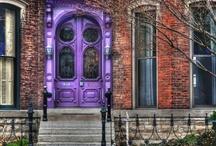 purple / by Jacquelyn @BathBeautiful