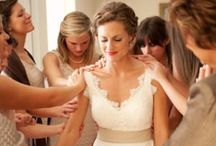 newest job title- MAID OF HONOR!!! / by Lindsay Hammill