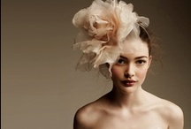 Millinery and Masquerade / The beautiful art of hat making and masquerade masks. / by Carrie Ransom
