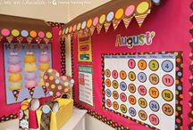 Classroom wall ideas / by Rocio Diaz