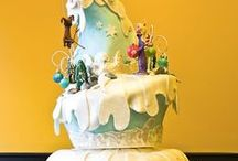 Cakes and Goodies / by Jacquelyn @BathBeautiful