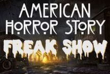 American Horror Story <3 / All This American Horror Story / by Alexis Zmuda
