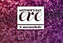 Mother's Day Eve / Mother's Day Eve is a day of celebration; a holiday that we've created. It's a day to celebrate being a mama. Being a woman. So get your friends together and check in here to get all the info you need to throw your own Mother's Day Eve Bash!
