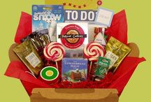 Care Packages, Gift Baskets and Survival Kits / by Katherine Trefren