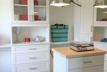 Smart Spaces / Maximize every square inch of your home with these stylish storage and space ideas