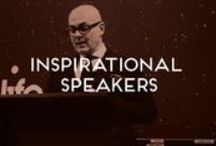 TFTCo – Inspirational Speakers / Sharing inspirational speakers
