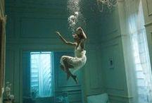 underwater / sea themed