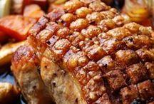 Braten Rezepte // Roast Recipe / Die leckersten Braten, Rollbraten, Sauerbraten und Krustenbraten! // Roast Recipes