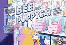 Bee and PuppyCat / Tãããão bom! u-u