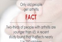 Myth/Fact / Learn about common arthritis misconceptions and the truth behind them.