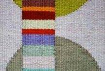 Woven / Creating cloth.