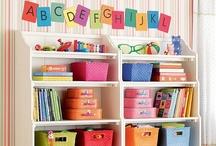 Organization is a Beautiful Thing / by Jen Talley / Mimi & Boo