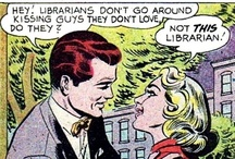 Books Writers Libraries Librarians / by Jen Talley / Mimi & Boo