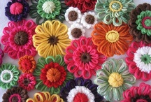 Yarny Goodness / Things with yarn that aren't crochet-related / by Jen Talley / Mimi & Boo
