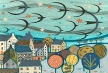 Helen Hallows / Some of my artwork....find me at www.helenhallows.com Www.facebook.com/Helen HallowsStudio