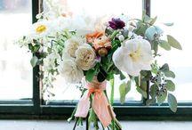 bouquets / bouquet inspiration for brides