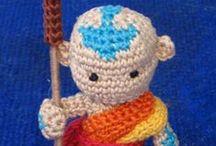 Crochet Fandom & Geekery / Amigurumi, hats, and any other crochet related to fandom, geekery, and pop culture / by Jen Talley / Mimi & Boo