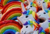 Unicorn party / by Rae C.