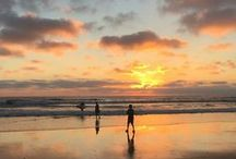 Beautiful Del Mar, CA / There is nothing more relaxing than being at the beach! L'Auberge sits atop Del Mar Beach in the heart of Del Mar Village.