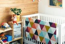 Kids rooms / by Jessica Wertzberger