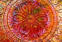 Carnival Glass / by Norma Crain