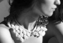 Macramoi pieces / Beautifully made crochet.