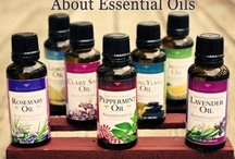 Essential oils / by Mum Dawes