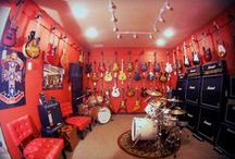 The Store / If you are near Newbury Park, CA  stop by and say hello! Our Pro Artist store is located at 810 Lawrence Dr Newbury Park, CA 91320. Visit us online at GoDpsMusic.com