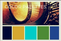 APR Color Palettes / Colors by Alain Pinel Realtors. Inspired by our homes and advertising campaigns.