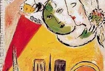 Chagall Project / A tribute to the great artist and a specific publishing project.