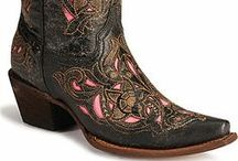 Fashion Cowboy Boots / by Jessi Martin