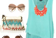 Fashion Outfits Summer / by Jessi Martin