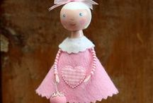 Peg Dolls and other Sweeties / by Martha Smalley
