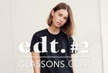 edt. by Glassons #2 / Available now! The anticipated second collection from our boutique line edt. by Glassons. Shop now: http://www.glassons.com/collection/edt-2?i=141 Our beautiful new lookbook stars Mali from Chic, shot by Rene Vaile. Styled by Zara Mirkin and Hannah-Lee Turner. Hair by Matt Benns for Stephen Marr Hair Design and makeup by Stefan Knight.