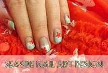 Nail Art / I love nail art! Some of these designs I've made, and some I just admire! For more that I've done, check out http://katiecrafts.com/
