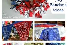 Fourth of July / Fourth of July 2014, ideas for food and decorations