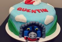 Train Party / 2nd birthday inspiration / by Melanie S